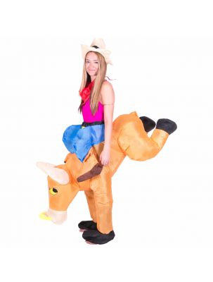Adult Inflatable Bull Costume