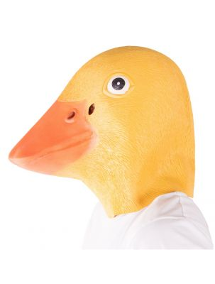 Latex Duck Mask