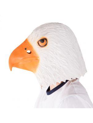 Latex Eagle Mask