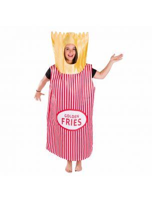 Adult Fries Costume