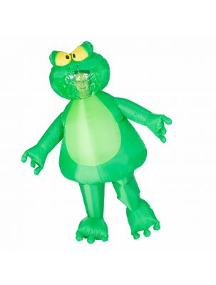 Adult Inflatable Frog Costume