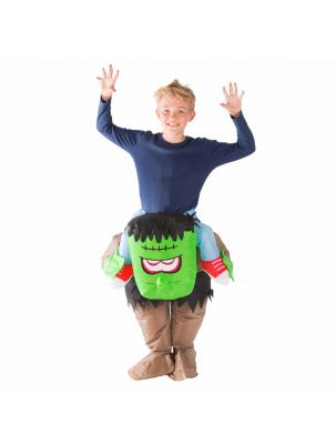 Kids Inflatable Frankenstein Costume
