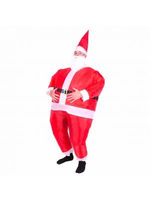 Adult Inflatable Santa Costume