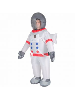 Adult Inflatable Spaceman Costume