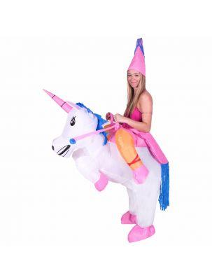 Adult Inflatable Unicorn Costume
