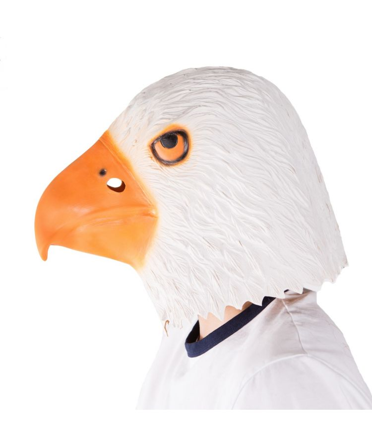 Latex Eagle Mask