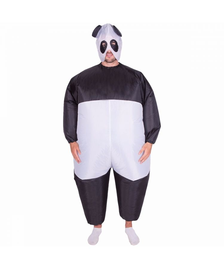 Adult Inflatable Panda Costume