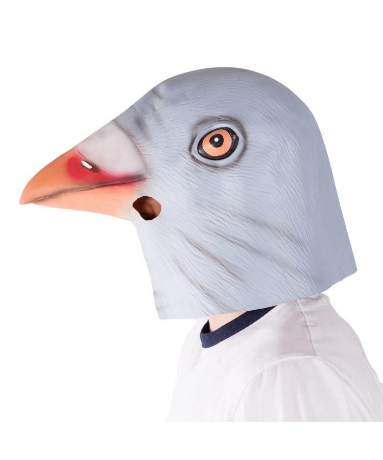 Latex Pigeon Mask
