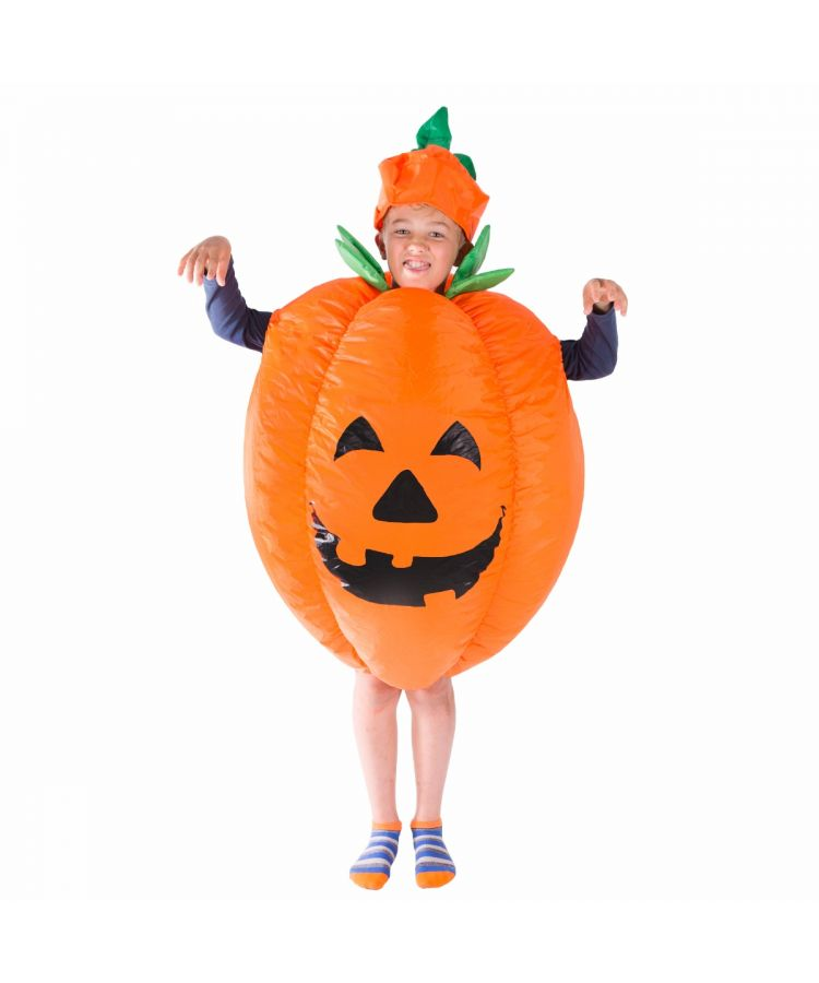 Kids Inflatable Pumpkin Costume