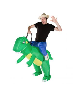 Adult Inflatable Dinosaur Costume