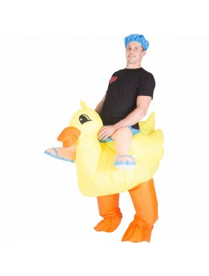 Adult Inflatable Duck Costume