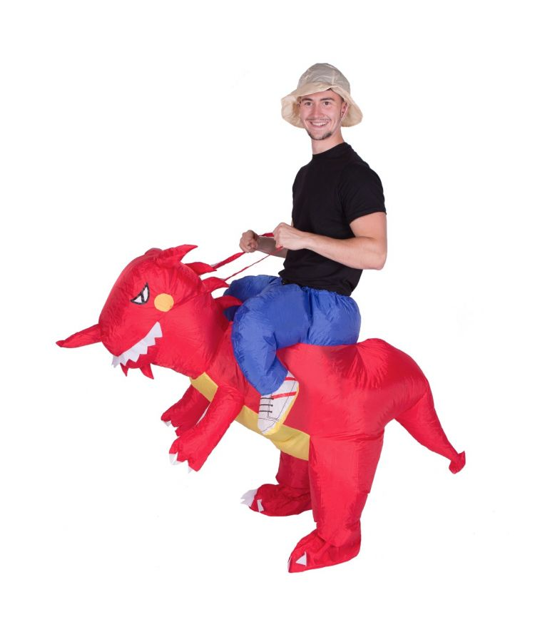 Adult Inflatable Dragon Costume