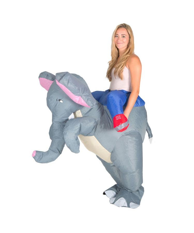 Adult Inflatable Elephant Costume