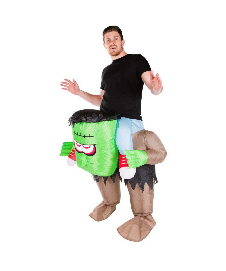 Adult Inflatable Frankenstein Costume