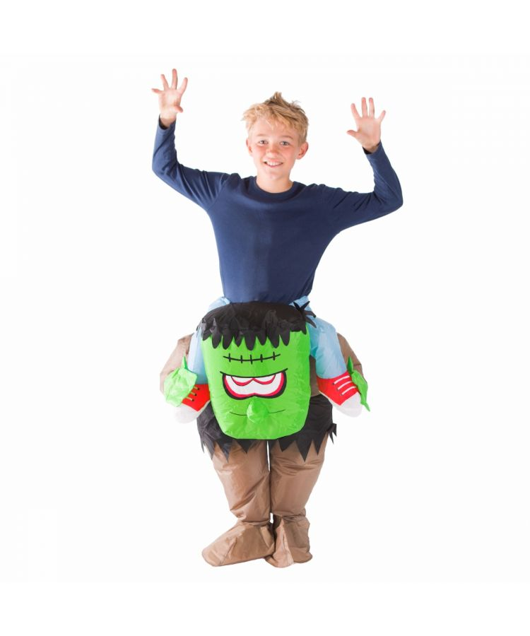 Kids Inflatable Frankenstein Costume