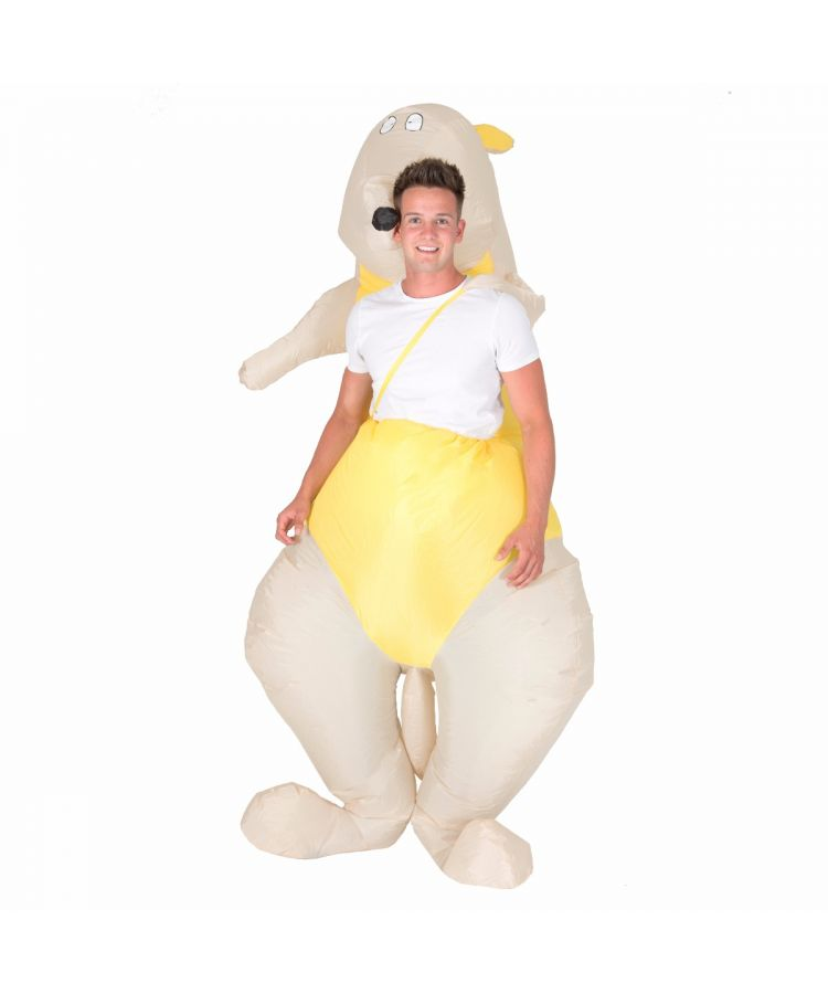 Adult Inflatable Kangaroo Costume