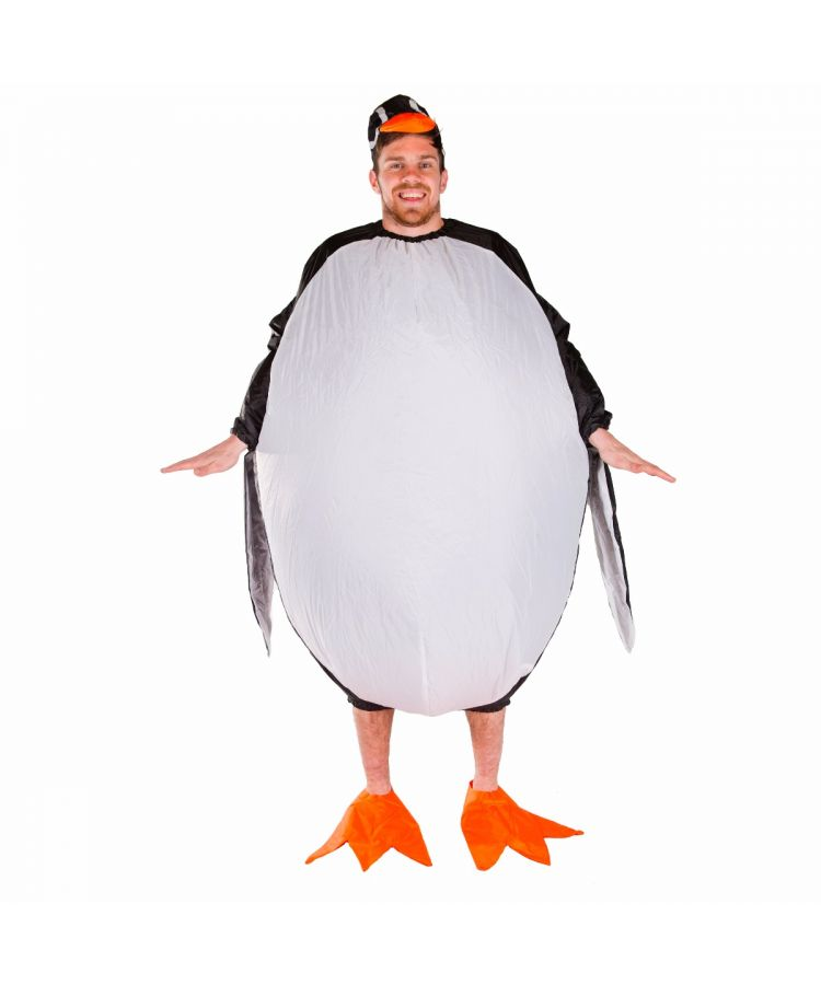 Adult Inflatable Penguin Costume